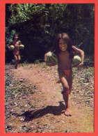 605-HAUT ITANY.  PETITS INDIENS WAYANA - Guyane