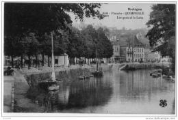 Quimperlé Finistère Lot 7 Cpa Diverses Avant 1910 état Superbe Et TB - Quimperlé