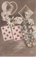 Bloemen Met Motieven    Kaartspel     B 248 - Fleurs, Plantes & Arbres