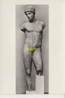 Statue Of An Athlete  Roman Copy Of A Greek Bronze Original     New York - Sculture