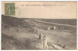 85 - Plage De L'AIGUILLON-SUR-MER - RB 4170 - 1920 - Other Municipalities