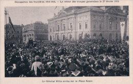 Genève Place Neuve, Le Général Willw Et Les Troupes Genevoises (31) - GE Ginevra