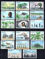 Nauru - 1978/79 - Pictorials - MNH - Nauru