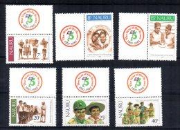 Nauru - 1982 - 75th Anniversary Of Boy Scout Movement - MNH - Nauru