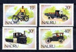Nauru - 1986 - Early Transport On Nauru - MNH - Nauru