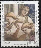 PIA - ITA - 2005 : Arte Italiana : Giovanni Battista Di Filippino Lippi - (Un 2892) - 6. 1946-.. Republic