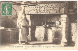 Dépt 56 - SAINT-MALO-DE-BEIGNON - Manutention Militaire Du Camp De Coëtquidam (four à Pain, Boulanger, Boulangerie) - France