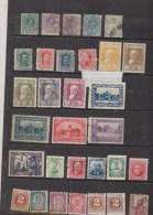 Espagne Lot Oblitéré - Collections