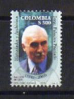 Colombia 2012 **  Homenaje A Jorge Palacios Preciado. Historiador. Archivista. - Colombie