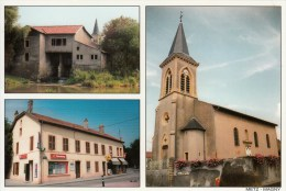 57 - Magny : Multivues - CPM Neuve - Francia