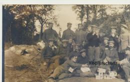 Fotokarte, Zigarren Sind Angekommen - Guerra 1914-18