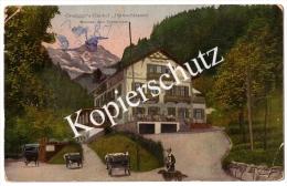 Grasegger's Gasthof Partnachklamm - Wildenau   1922   (z2078) - Germany