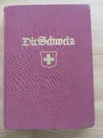 SCHWEIZ By Martin Hurlimann, ORBIS TERRARUM Collection, 1938 Atlantis Verlag – Zurich, In German Language, - Livres, BD, Revues