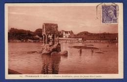 22 PLOUMANAC´H Oratoire Saint-Guirec, Patron Des Jeunes Filles à Marier - Animée - Ploumanac'h