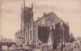 EAST GRINSTEAD PARISH CHURCH - Surrey