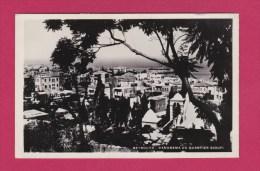 LIBAN - BEYROUTH - Panorama du quartier SIOUFI