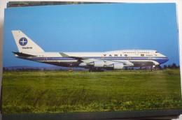 VARIG  B 747 475   PP VPI - 1946-....: Moderne