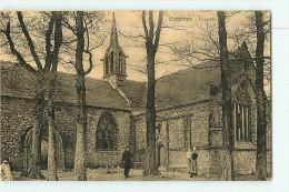 PLOZEVET - Chapelle Animée - TBE - Edit. Villard  - 2 Scans - Plozevet