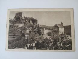 AK 1921 Österreich. Rehberg Im Kiemstale. Ruine. Nr. 211 Kunstverlag Johann Saska, Krems - Raabs An Der Thaya