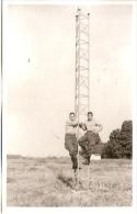 GRUPO DE HOMBRES-GROUP OF MEN-GROUPE D´HOMMES POLICE POLICIA INCONNU ARGENTINA 1960 GECKO. - Politie-Rijkswacht