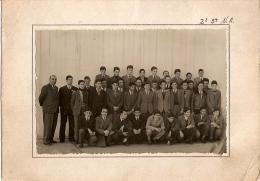 """FOTO ESCOLAR PHOTO DE L´ÉCOLE SCHOOL PHOTO """"CASA FOTO AMER"""" ARGENTINA CIRCULEE 1956 GECKO - School"""