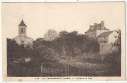 85 - LA JAUDONNIERE - L'Eglise Et La Cure - JP 335 - France