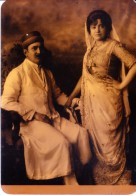 VINTAGE PICTURE POST CARD PRINTED IN LONDON - INDIAN PRINCELY AND NATIVE STATE - India