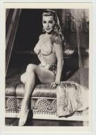 LANA TURNER - Sexy Lady - Unused Postcard - Size Apr. 10x15 Centimeter. - Femmes Célèbres