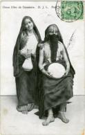 Deux Filles De Damiette. - Damietta