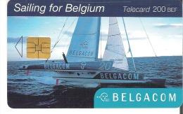 Belgium - Sailing for Belgium