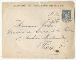 Calais - Daguin(?). 1901 - 1877-1920: Semi Modern Period