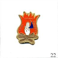 Pin�s - Association - Scout de France � Cognac (16). Non est. M�tal peint. T327-22