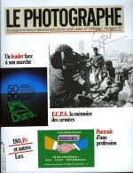 Revue Le Photographe N° 1440 : ECPA La Mémoire Des Armées (magazine Photo) - Livres, BD, Revues