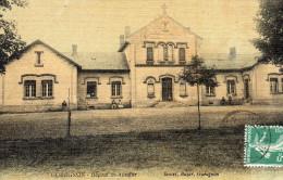 GUEUGNON    Hôpital SAINT ANTOINE - Gueugnon