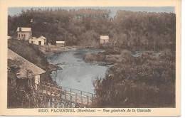 PLOERMEL - Vue Générale De La Cascade - Ploërmel