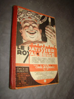 La patisserie Royal Belge,Emile Legrave,ouvrage sign� de l'auteur. 1937 ,RARE,292 pages,23 Cm. sur 15 Cm.