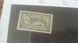 LOT 242111 TIMBRE DE FRANCE NEUF* N�143 VALEUR 35 EUROS