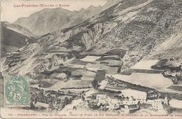 ARAGNOUET - 65 - Vue Du Village - Le Pic Mechant, Le Cambieil Et Le Hourquette De Héas - VAN - - Aragnouet