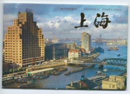 Chine CHINA -  SHANGHAI   -Lot De 10 Cartes Cpm -scans R/V Des 10 Cartes - - Chine