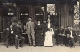 Maison  SAURET   Cafe Tabac - Commercio