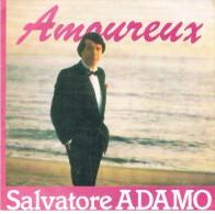 ADAMO ( Amoureux + Päs Si Vite Marguerite) 1984 - WEA 249 352-7 - Vinylplaten