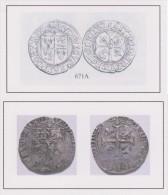 Louis XII Douzain Du Dauphiné - 987-1789 Monnaies Royales