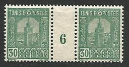 TUNISIE MILLESIME 6 N� 130 NEUF** LUXE