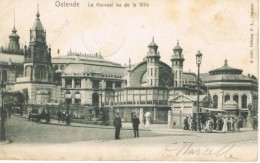 OSTENDE Le Kursaal Vu De La Ville - Oostende