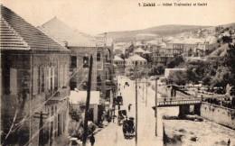 ZAHLE --Zahleh  --Hotel Traboulsy -(Traboulsi) et Kadri