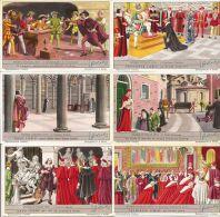 FIGURINE LIEBIG CHROMO ITA STORIA D'ITALIA XV 1959 SANGUINETTI 1719 - Liebig