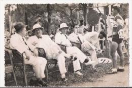SAIGON 1939 PHOTO D'UNE COMPETITION SPORTIVE SUR LE TERRAIN DES SPORTS - Lieux