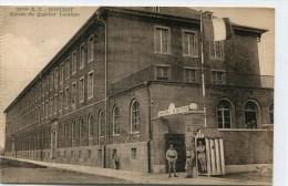 CPA Allemagne HOECHST ENTREE DU QUARTIER TURENNE 1928 - Hoechst