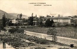 SUPERBE CARTE DE CHOMERAC - Frankreich