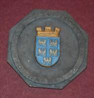 HISTORISCHE MEDAILLEN ÖSTERREICH - Niederösterreich - LANDES-CUP 1949 -Medal Sports From Austria 1949 - Entriegelungschips Und Medaillen